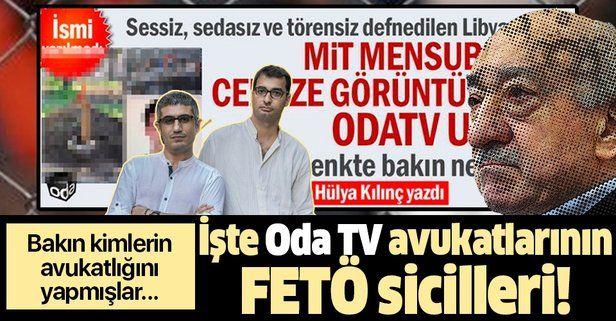 İşte Oda TV avukatları Hüseyin Ersöz, Serkan Günel ve Kazım Yiğit Akalan'ın FETÖ sicilleri