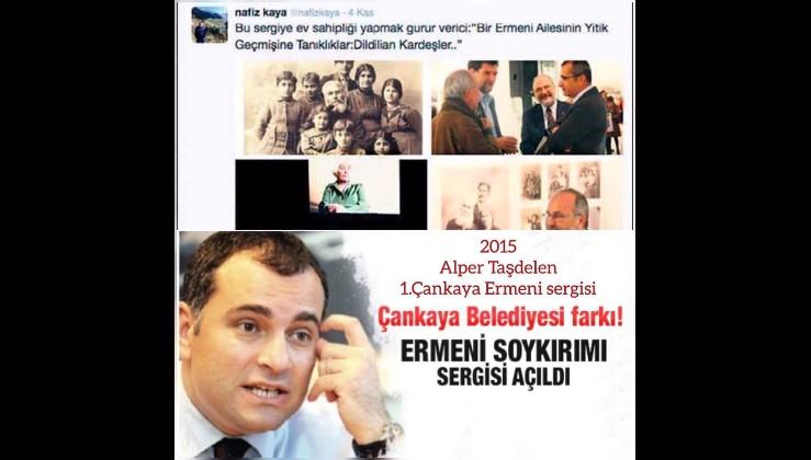 Osman Kavala denince aklımıza gelen ihanet sergisi!