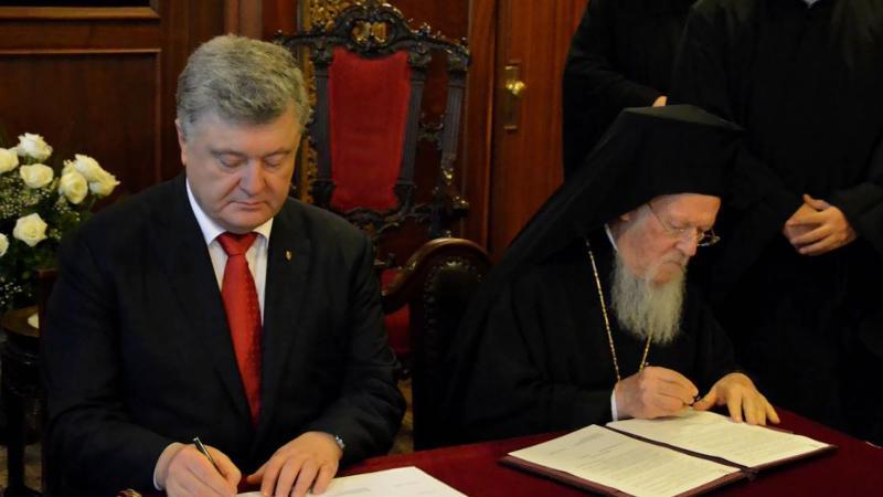 Patrikhane'den zamanlaması manidar Ukrayna hamlesi