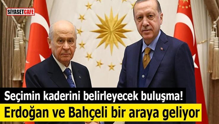 Yerel seçimin kaderini belirleyecek buluşma! Erdoğan ve Bahçeli bir araya geliyor