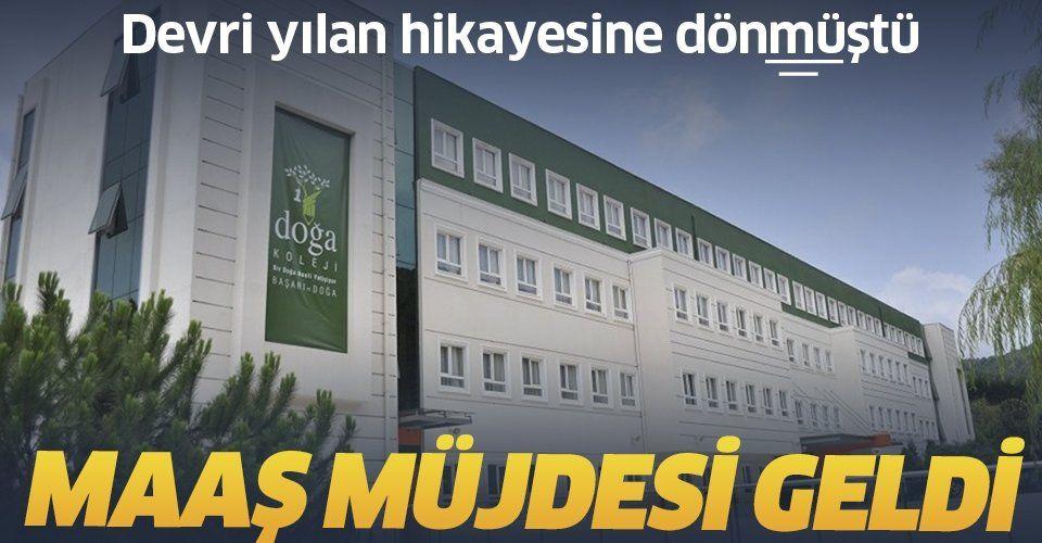 İTÜ Rektörü Prof. Dr. Mehmet Karaca'den flaş Doğa Koleji açıklaması.