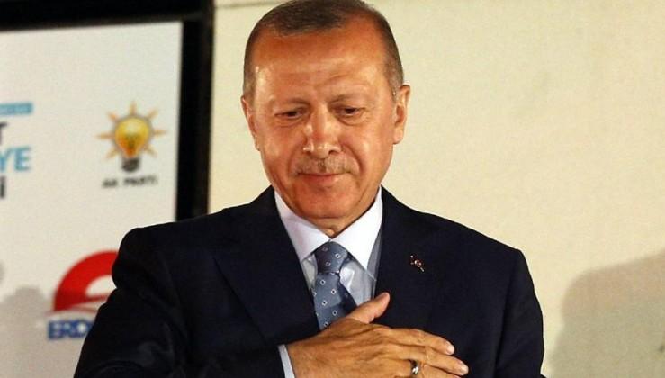 CHP'li vekilden Erdoğan'a seçim tebriği