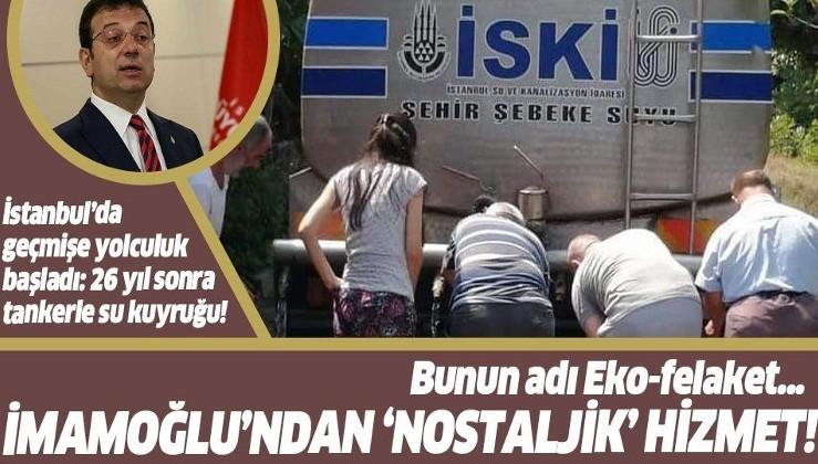 'Eko-felaket'in ardından Prof. Dr. Birpınar'dan Ekrem İmamoğlu'na 'Şile' soruları!