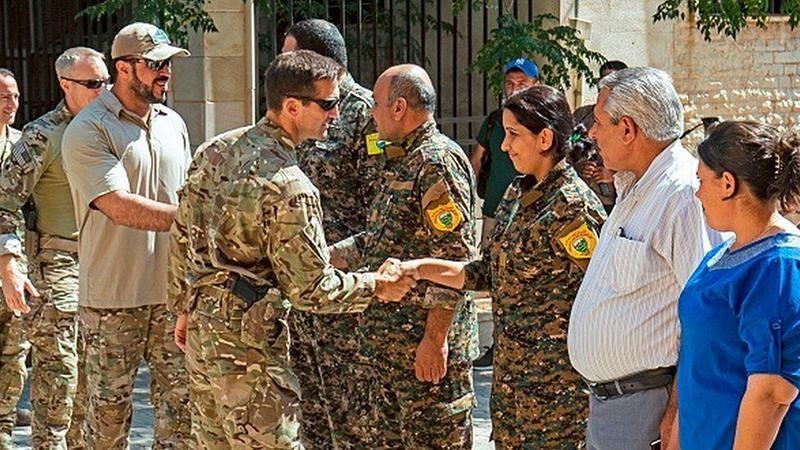 Pentagon: PKK/SDG'ye silah göndermeye devam edeceğiz