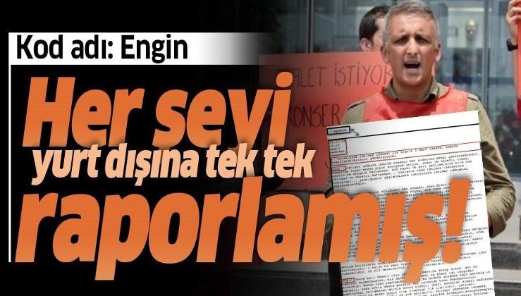 Son dakika: İbrahim Gökçek'in DHKP-C Yurtdışı Merkezi Komitesi'ne gönderdiği raporlar ortaya çıktı