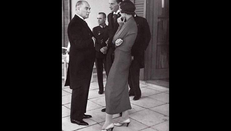 Başkomutan Mustafa Kemal Atatürk...