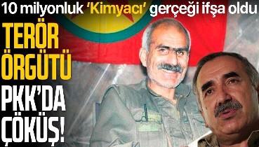 Terör örgütü PKK'nın elebaşı Mehmet Soysüren'in öldürüldüğünü 2 yıl sakladığı ortaya çıktı