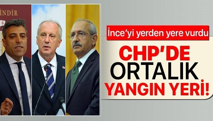 """Yenilik Partisi Genel Başkanı Öztürk Yılmaz'dan flaş açıklama: """"CHP'nin baş düşmanı yeni CHP'dir"""""""