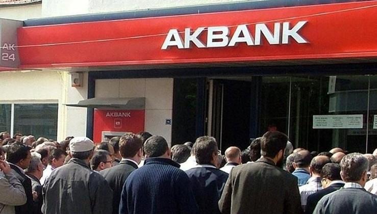 Akbank batık kredilerinin bir bölümünü sattı