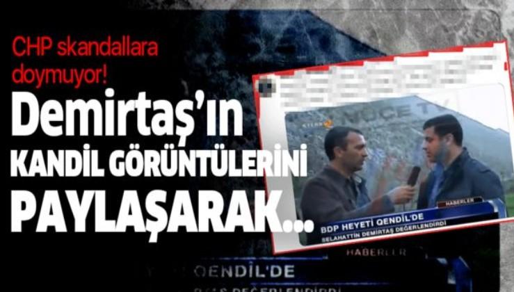 Demirtaş'ın Kandil görüntülerini paylaşarak açılım sürecinin başlatılması çağrısında bulundu!