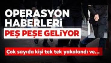 Son dakika: Ankara merkezli birçok ilde FETÖ/PDY operasyonu! Gözaltılar var