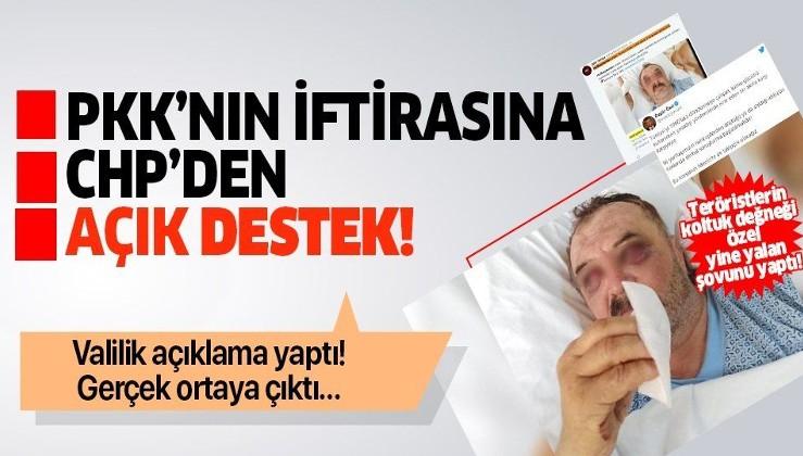 Son dakika: PKK'nın iftirasına CHP ortak olmuştu! Gerçek ortaya çıktı...