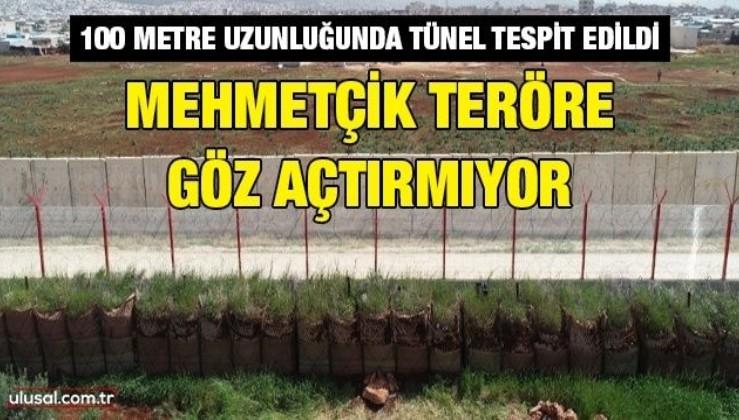 Mehmetçik teröre göz açtırmıyor: 100 metre uzunluğunda tünel tespit edildi