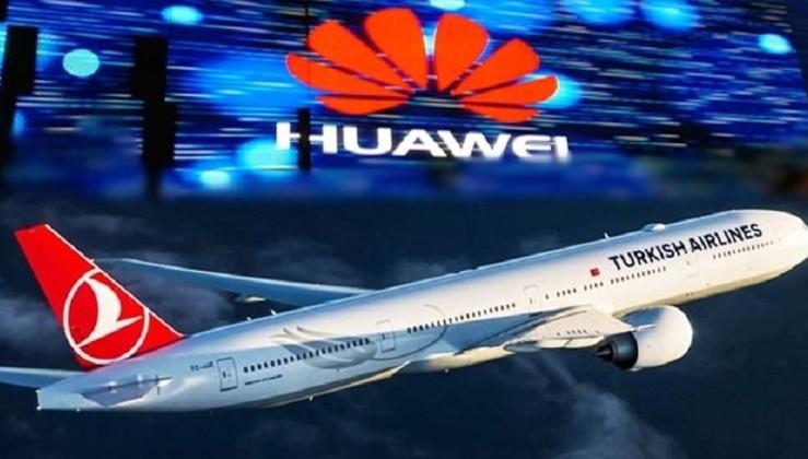 THY, Huawei ile anlaştı