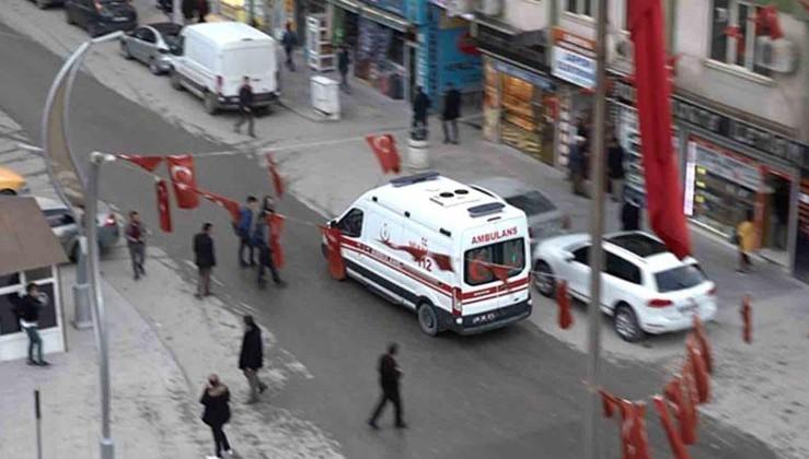 PKK işçilere füzeyle saldırdı!