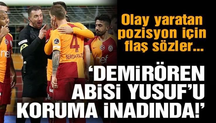 Spor yazarları Galatasaray'a kurulan kumpası böyle değerlendirdi