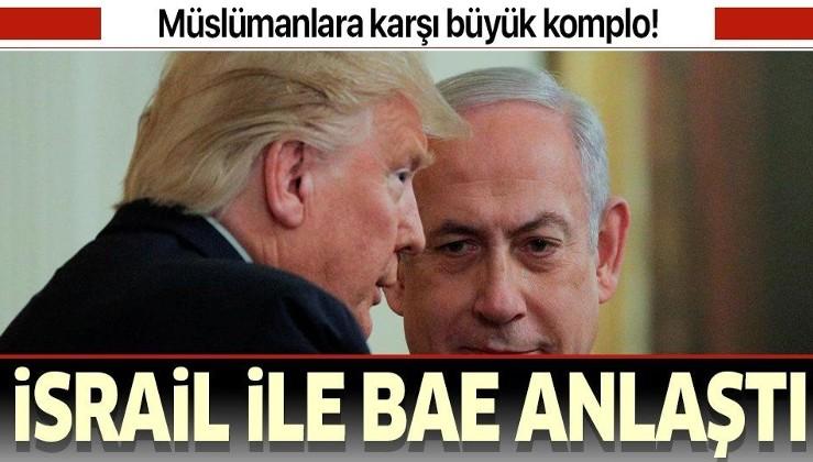 Son dakika: Donald Trump, İsrail ile BAE arasında anlaşma imzaladıklarını duyurdu