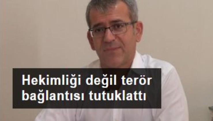 TTB yöneticisi PKK terör örgütü üyeliğinden tutuklandı