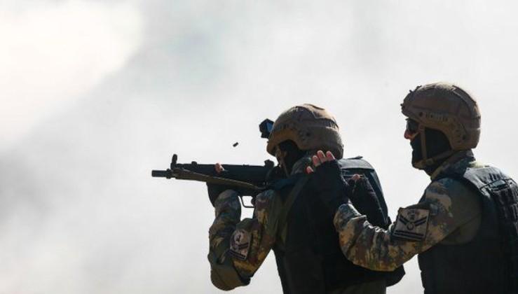 24 terörist etkisiz hale getirildi