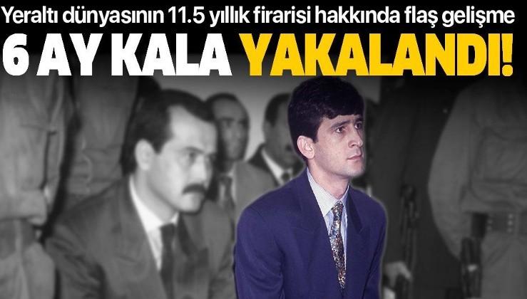 11.5 yıldır firari olan Yavuz Kaşıkçı İstanbul'da yakalandı