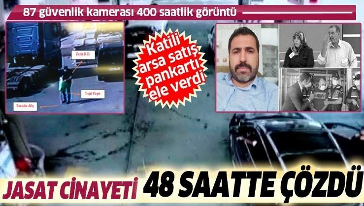 İstanbul Çatalca'daki emlakçı cinayetini JASAT 48 saatte çözdü
