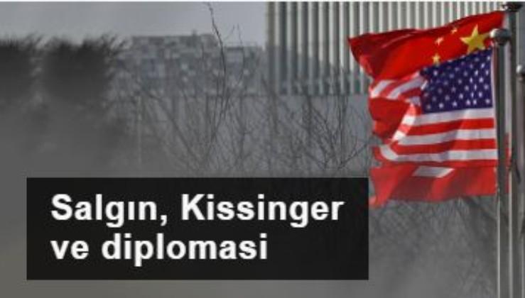 Salgın, Kissinger ve diplomasi