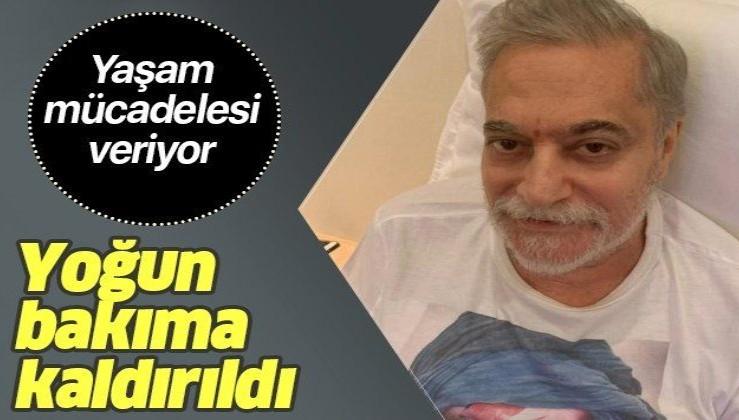 Son dakika. Mehmet Ali Erbil yoğun bakıma kaldırıldı!.