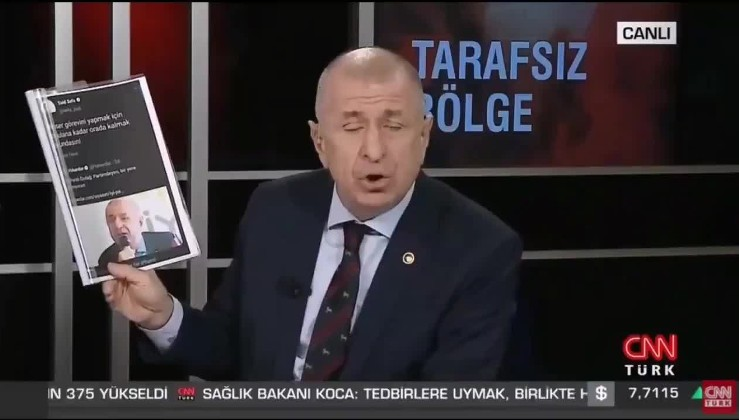 Ümit Özdağ'dan gündem yaratacak açıklamalar: FETÖ taktikleri