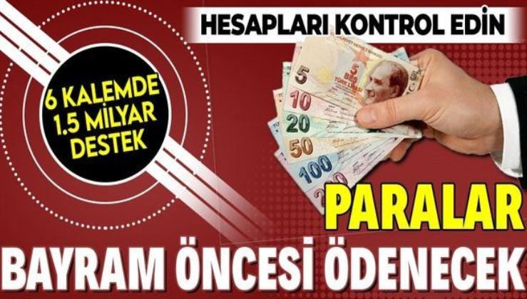 """Bakan Pakdemirli'den """"tarımsal destek"""" ödemesi müjdesi! Fındık, hububat, tohum üretim desteği..."""