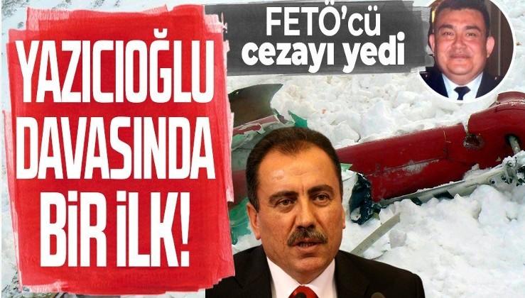 Muhsin Yazıcıoğlu suikastında eski Emniyet Amiri Dursun Özmen'e hapis cezası!