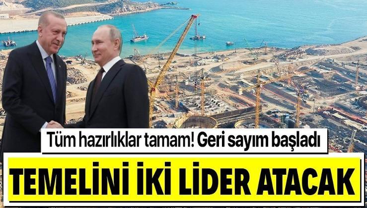 Erdoğan ve Putin de katılacak