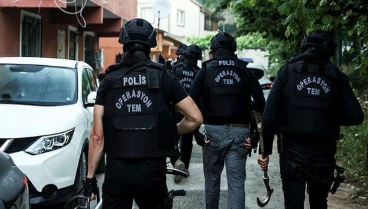İstanbul'da uyuşturucu operasyonu! 25 adrese helikopter destekli operasyon