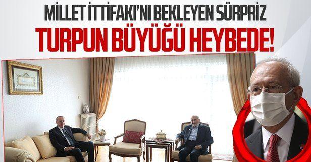 """Turpun büyüğü heybede! """"Millet İttifakı'nı Gelecek ve Deva partileri de kurtaramaz!"""""""