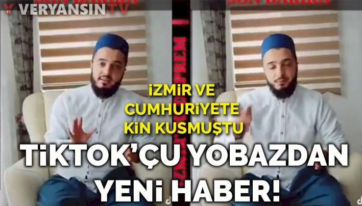İzmir ve Cumhuriyete kin kusan yobaz provokatör tutuklandı