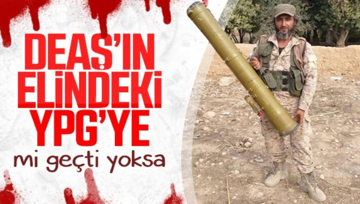 Resulayn'da YPG'ye ait İHA düşürüldü