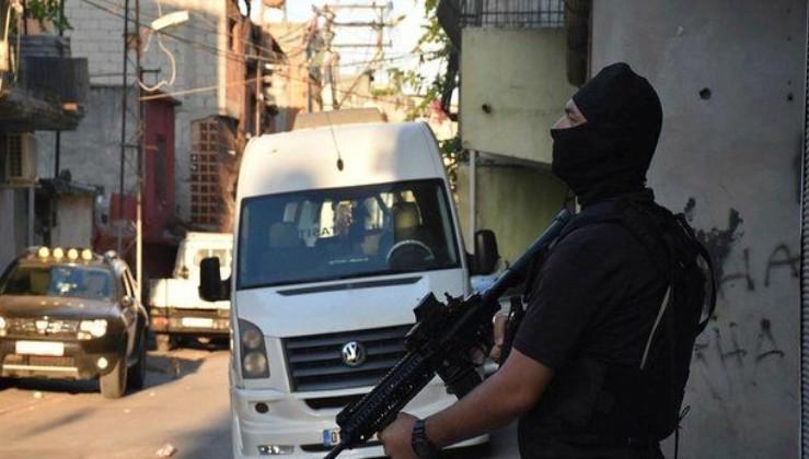 Son dakika: Adana'da PKK operasyonu: 10 gözaltı kararı