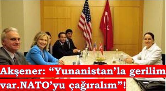 """FOX'a konuşan Akşener: """"NATO Bizi Barıştırsın"""""""