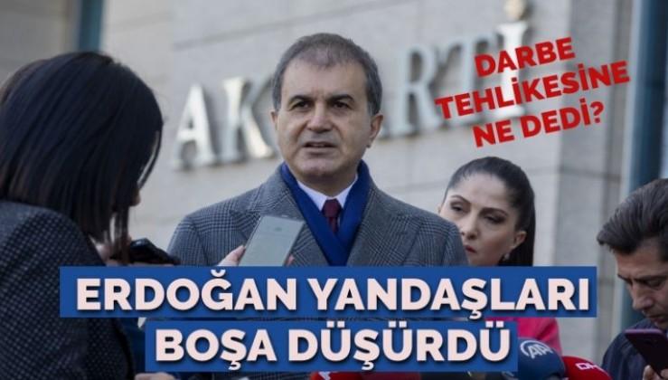 Erdoğan yandaş yazarları boşa düşürdü… 'Darbe' söylentileri için ne dedi?