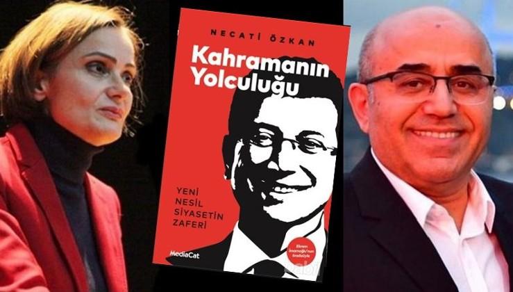 İmamoğlu'nun danışmanı Necati Özkan'dan Kaftancıoğlu'na cevap