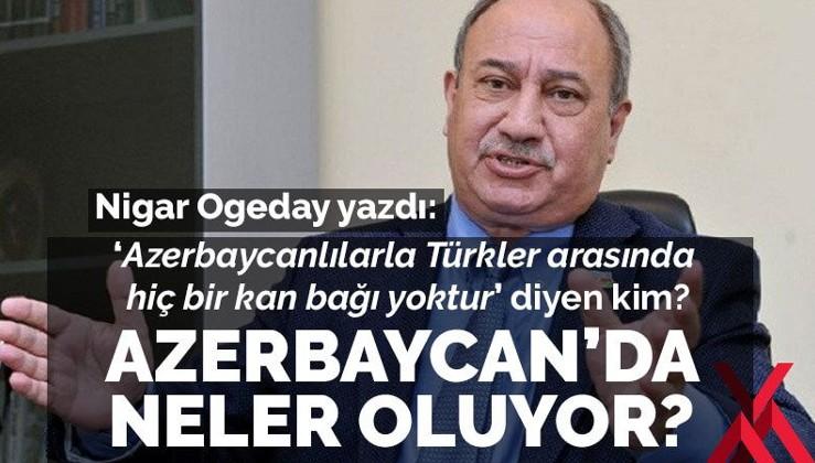 Azerbaycan'da neler oluyor ?