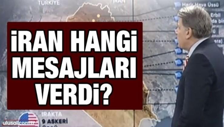 İran hangi mesajları verdi?