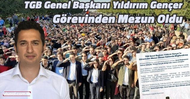 Türkiye Gençlik Birliği'nde önemli mezuniyet