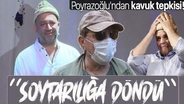 """Ali Poyrazoğlu, Şevket Çoruh'un kavuğu Rasim Öztekin'den devralmasına tepki gösterdi! """"Soytarılığa döndü..."""""""