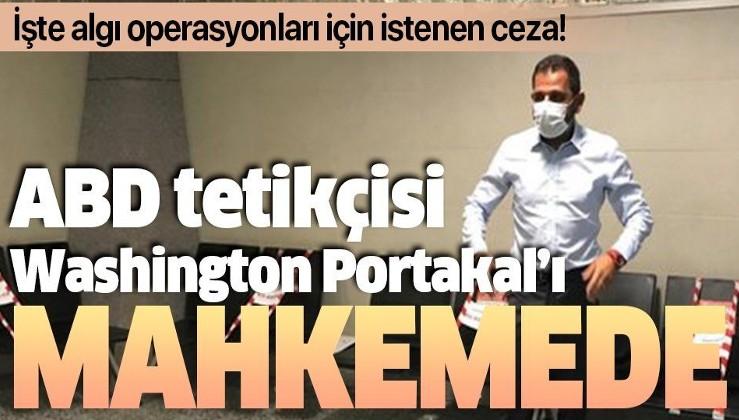 Amerikan FOX'un eski sunucusu Fatih Portakal mahkemede! 3 yıla kadar hapis istemiyle yargılanıyor