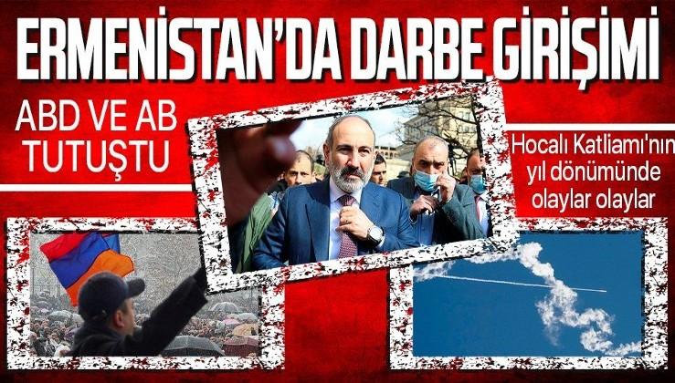 SON DAKİKA: Hocalı Katliamı'nın yıl dönümü! Ermenistan'da darbe girişimi! Ülke karıştı! İşte Rusya ve Batı'dan gelen tepkiler