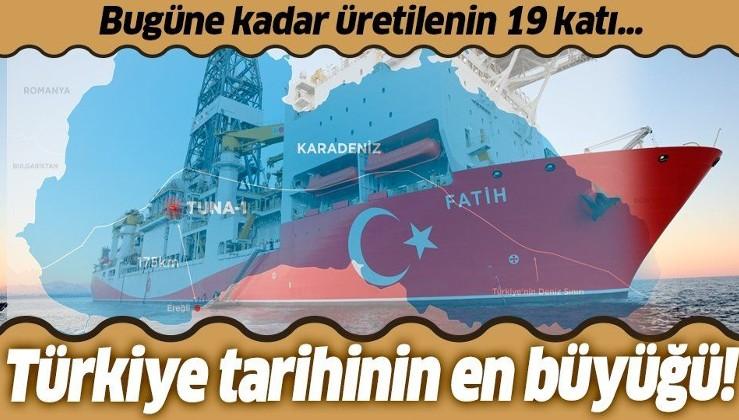 TPAO duyurdu: Sakarya Gaz Sahası'nda bugüne kadar Türkiye'de üretilen toplam doğal gaz miktarının 19 katı keşfedildi