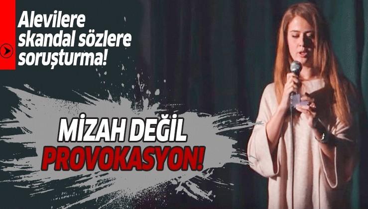 Aleviler hakkında çirkin ifadeler kullanan Pınar Fidan'a sosyal medyadan tepki yağdı!.