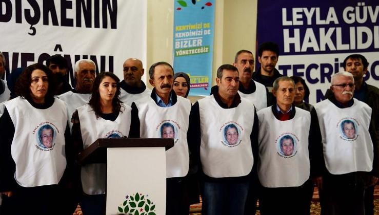 HDP'liler teröristbaşı Öcalan için açlık grevi başlattı
