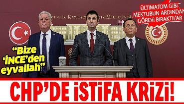 Son dakika: CHP'de istifa depremi! HDPKK tepkisi çığ gibi...