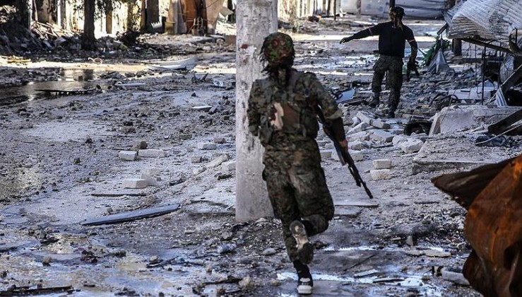 PKK her cephede sıkışıyor: Sıra Suriye ve Irak'ta!